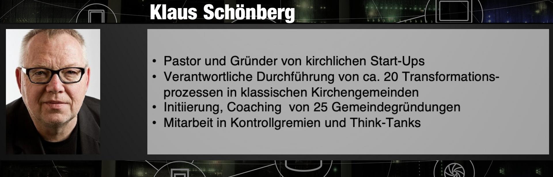 Klaus Schönberg